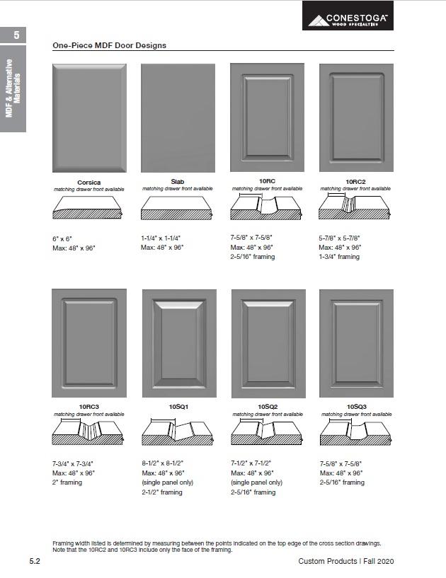 Accent Doors